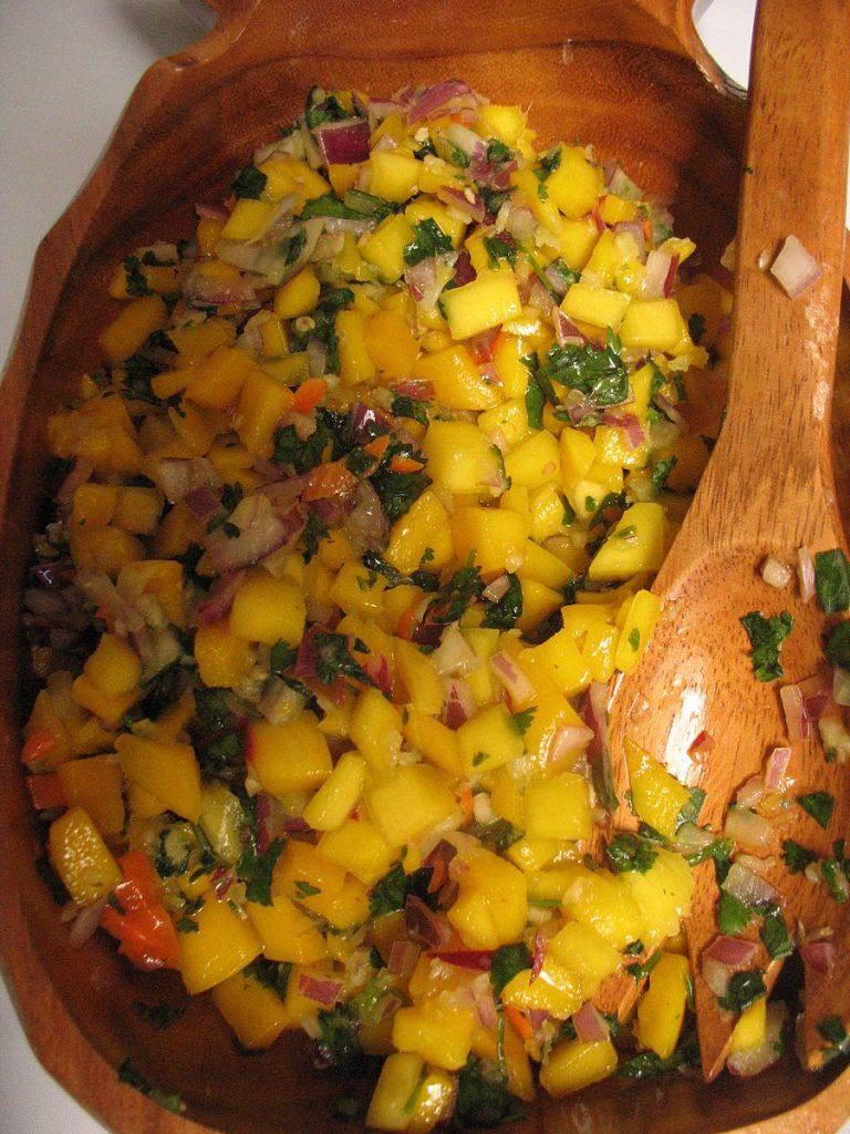 Mango Salsa – Yum!